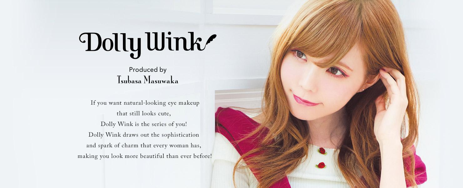 dd6402bfe06 Dolly Wink - Produced by Tsubasa Masuwaka